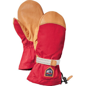Hestra Helags Sr. Mittens red